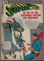 Supergirl (Supermoça Star Album) Brazil