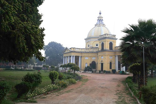 City Monument - St James' Church, Kashmere Gate