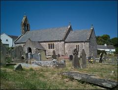 St Cattwg's Port Eynon