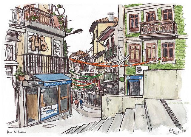Rua Loureiro, Porto