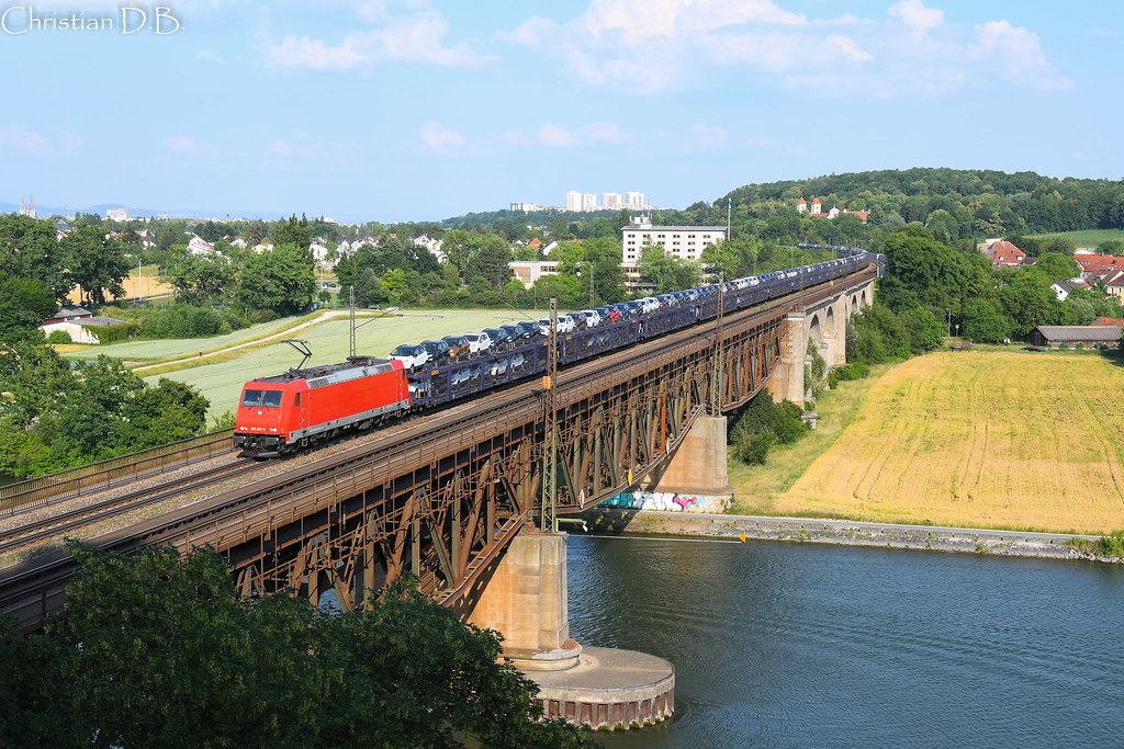 cheap prices super quality attractive price Br 185.631-9 - Mariaort   Ecco Rail Zug/Treno: Craiova - Vli ...