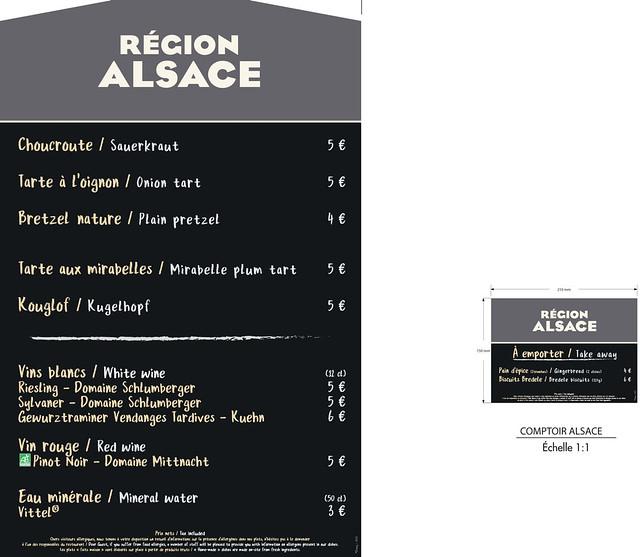 Menu Alsace