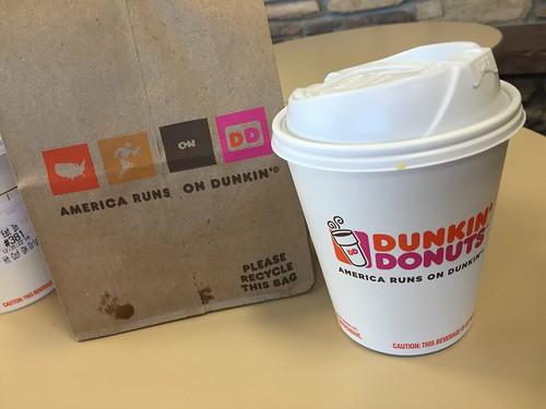 America Runs On Dunkin'®