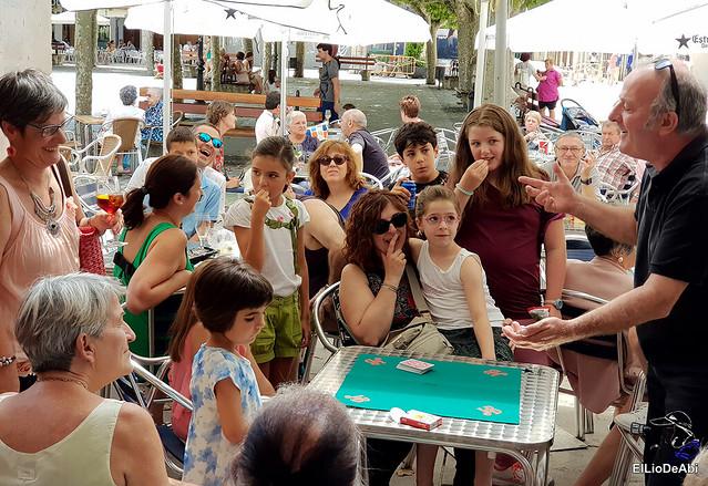 Briviesca Mágica llena las calles de Magia durante un fin de semana 7