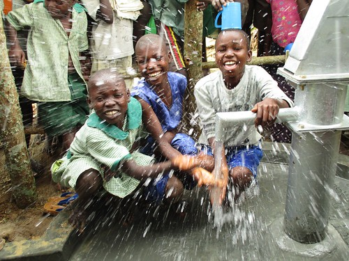 Thank you for this gift of safe water!