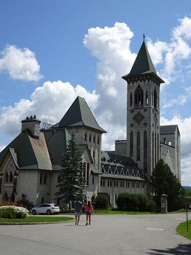 Abbaye St-Benoît-du-Lac