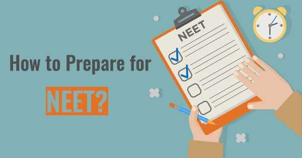 how to prepare for neet