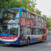 Stagecoach Manchester MX12LWS