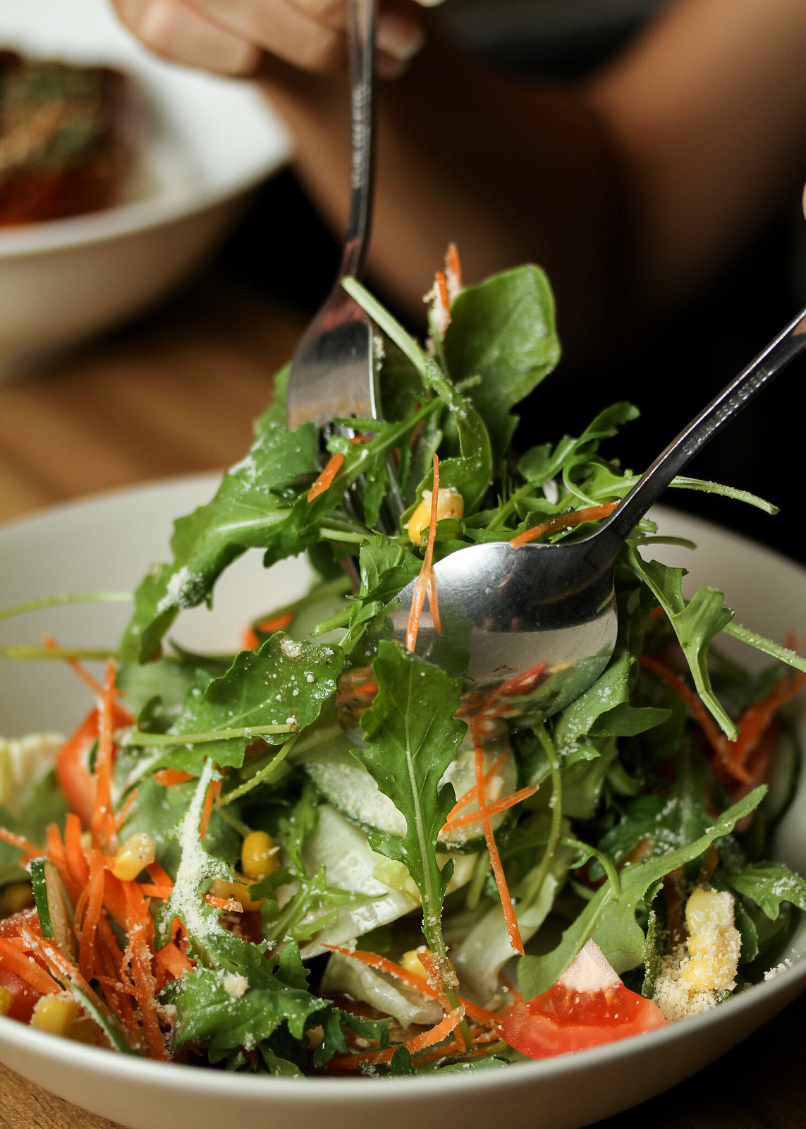 Daily Affairs Salad - Toss