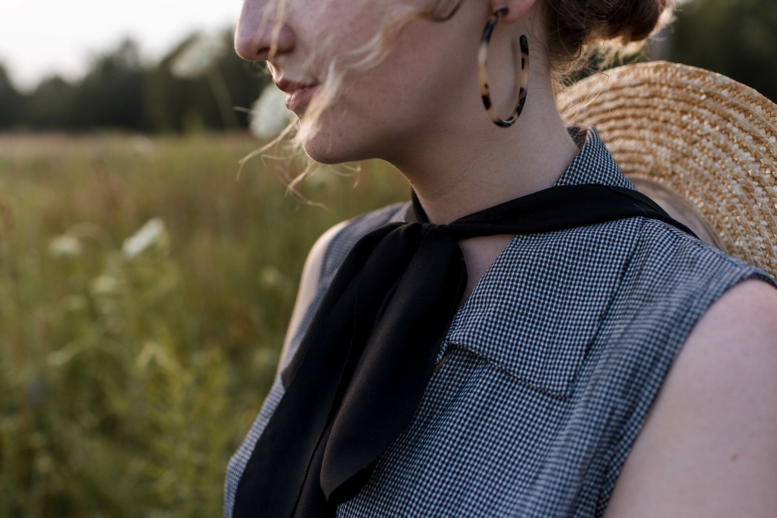 Machete Hoops and Ethical Dress on juliettelaura.blogspot.com