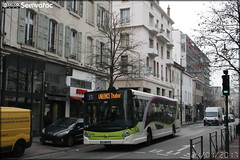 Heuliez Bus GX 327 - Transdev Valence / Citéa n°186