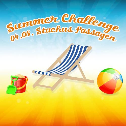 Stachus Passagen Summer Challenge