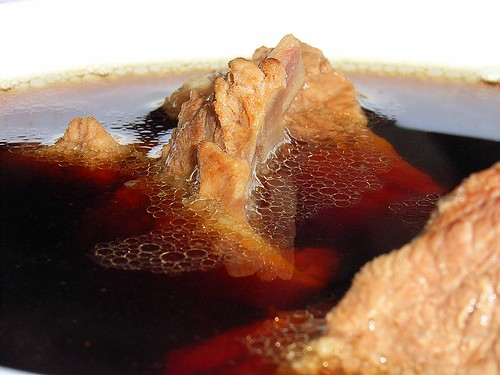 Bak Kut Teh - Herbal Pork Rib Soup