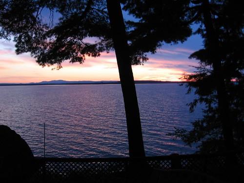 sunset summer camp vermont lakechamplain georgiashore