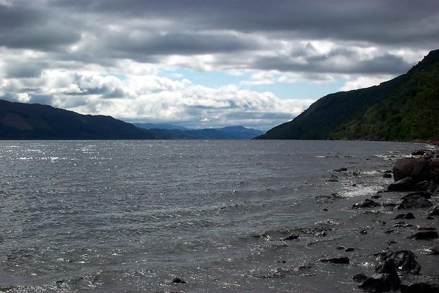 Loch Ness by CC user cmdrgravy on Flickr