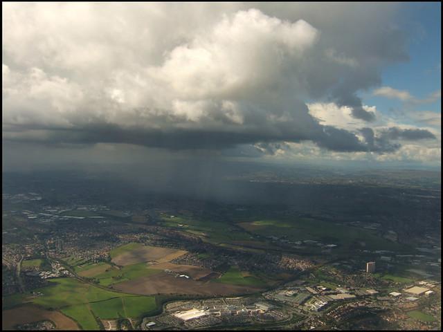 Storm over Leeds
