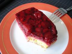 plant(0.0), produce(0.0), cheesecake(0.0), cherry pie(0.0), raspberry(0.0), meal(1.0), breakfast(1.0), strawberry pie(1.0), berry(1.0), strawberry(1.0), frutti di bosco(1.0), fruit(1.0), food(1.0), dish(1.0), dessert(1.0),