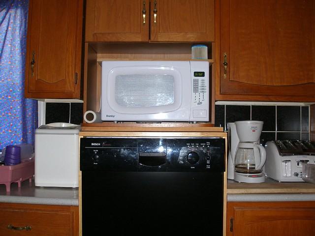 Dishwasher Kitchen Cabinet