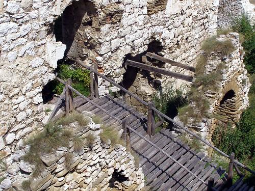 Spiš Castle ruins