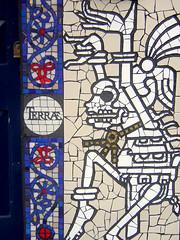 Mayan God Dancing