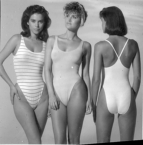 Pre Teens in Bathing Suits http://www.flickr.com/photos/bigduke6/238148130/