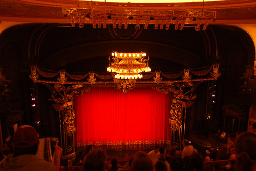 Phantom of the Opera - Intermission