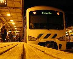 Train to Rowville