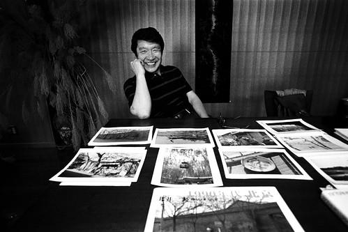 Portrait : KAZUO KITAI