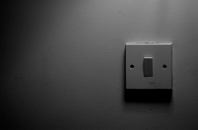 Sad Light Switch