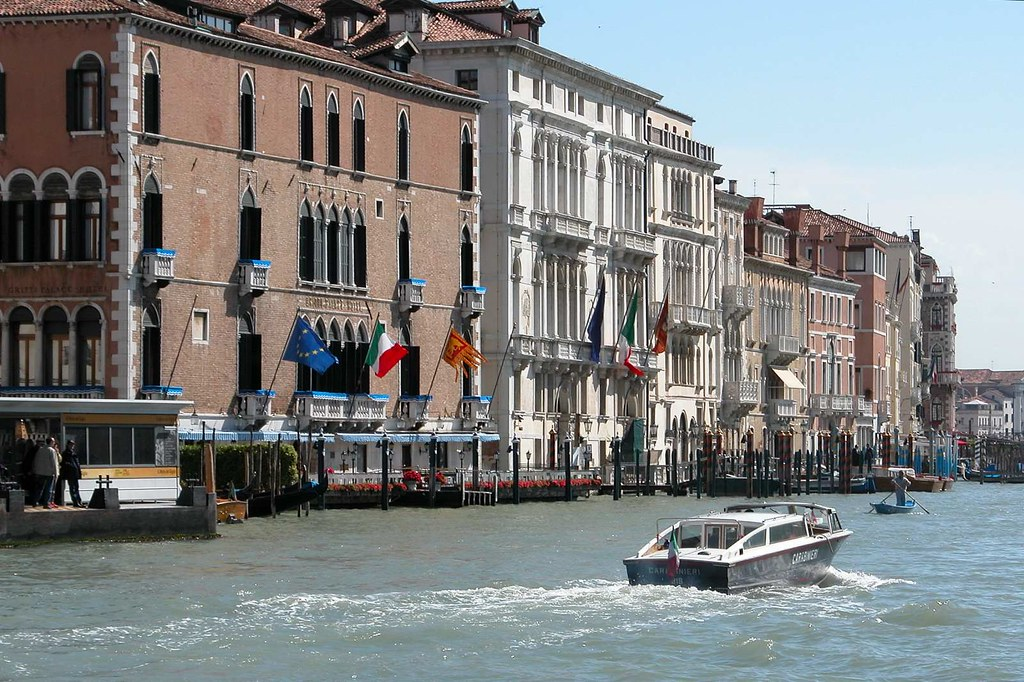 The Beauties of the Charming Venice