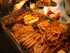 Street Food, Taiwan.
