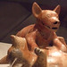 Playful Puppies earthenware 300 BCE-300CE Colima Mexico
