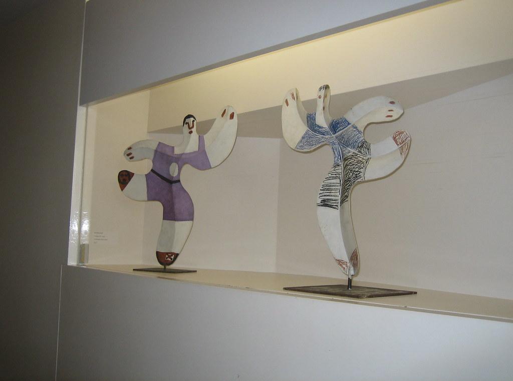 In the Picasso Museum, Paris
