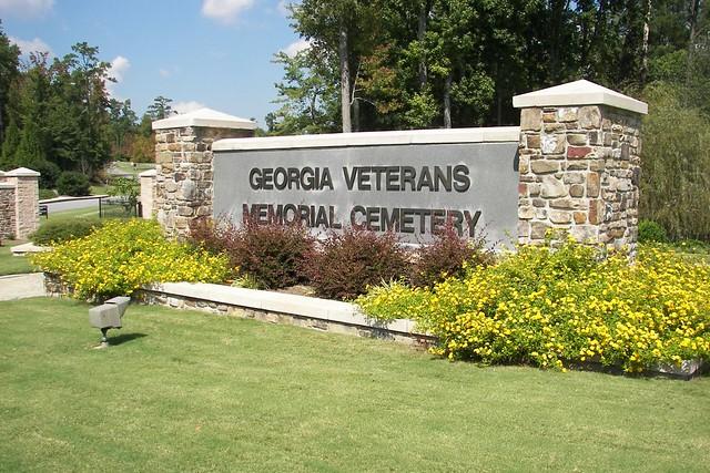 GA Veterans Memorial Cemetery Milledgeville GA