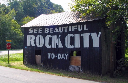 See Beautiful Rock City To-day