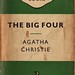 The Big Four by Agatha Christie - 1957 cover