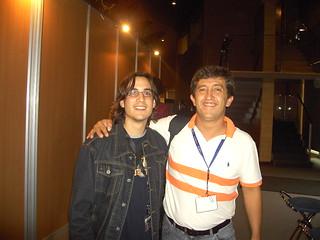 Jose Daze y César Calderón