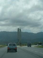 Ponte para Santos