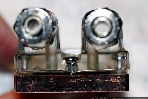 failed vga water block   liquid cooling crack    MG 3059