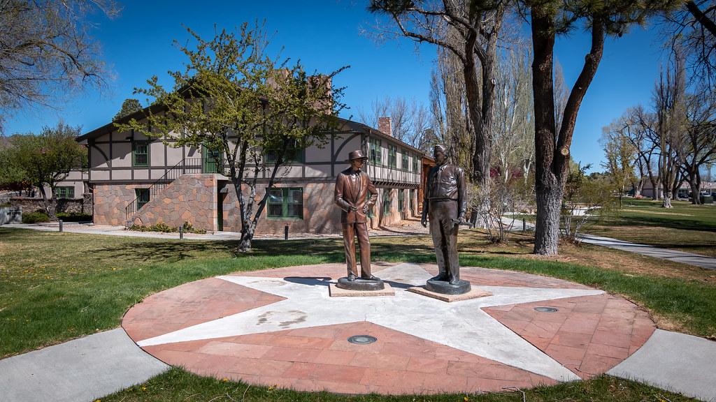 Los Alamos - Nouveau-Mexique - [USA]