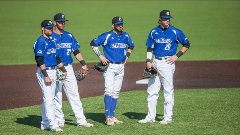 Blue Hens baseball reaches halfway point