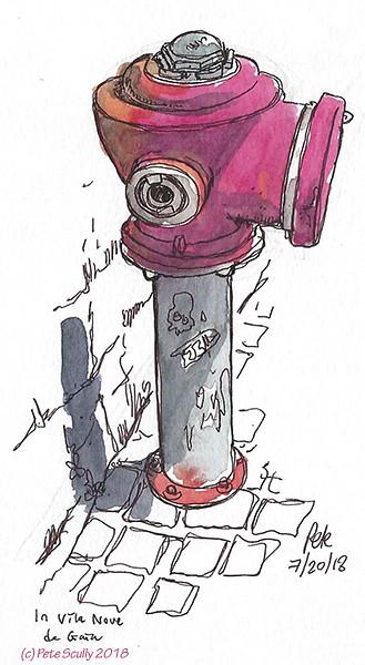 Porto Hydrant