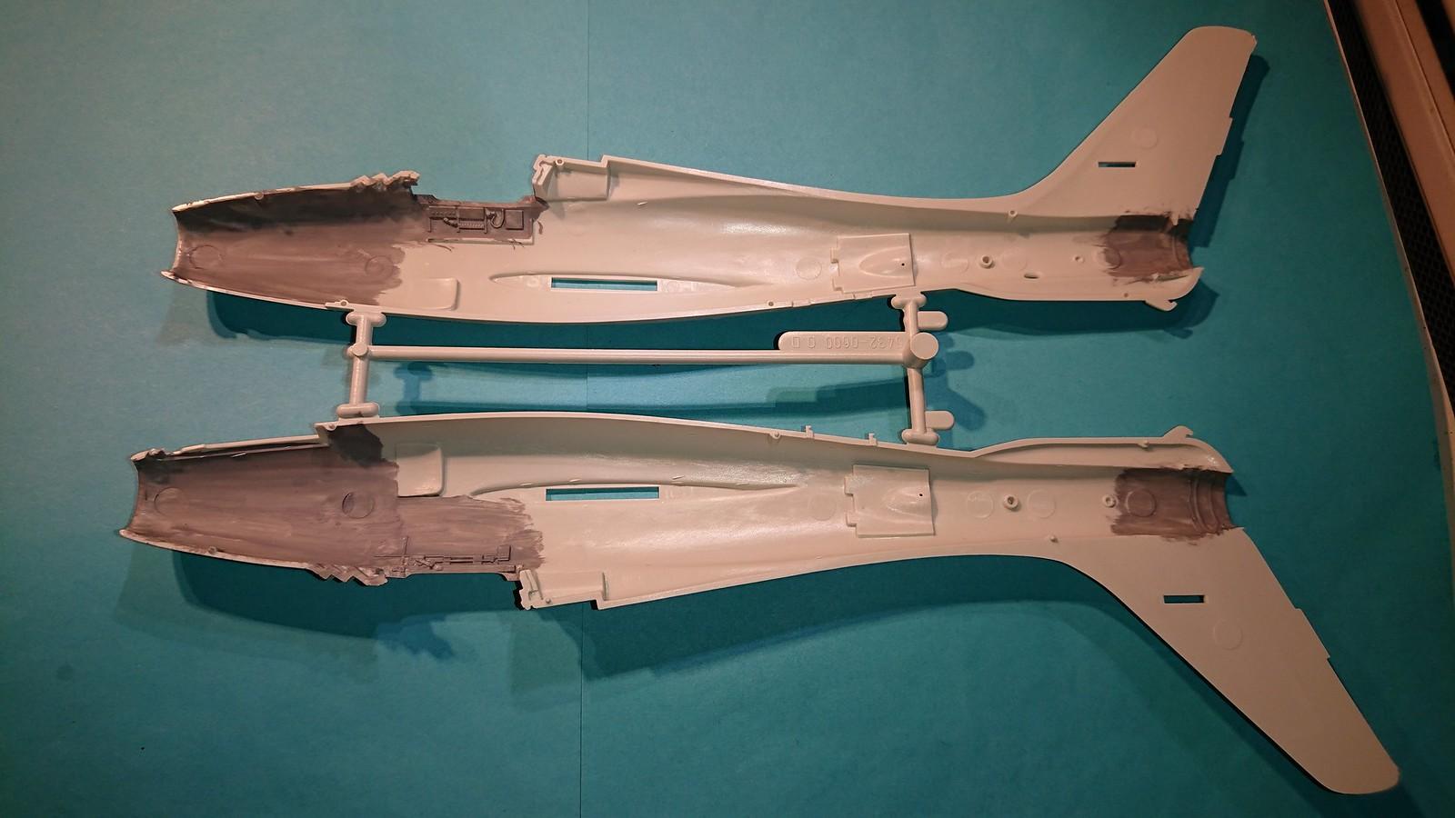 Bundesluftwaffe F-84F JaboG 33 - Revell 1/48 29858874618_c2b2bf8072_h