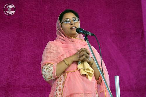 Dr Urmila Jindal from Mayur Vihar, Delhi, expresses her views