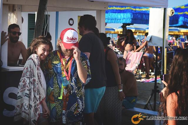Francesco De Leo @ Siren Beach 2018