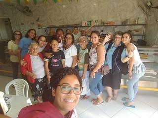 La Merced en misión en Cuitè/Paraíba-Brasil