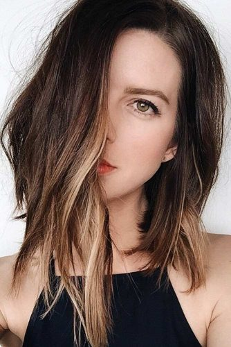 Latest Bold & Daring Asymmetrical Bob Haircuts+40 Shapely Styles 5