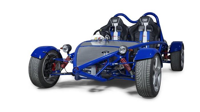 MW Motors Luka EV 2