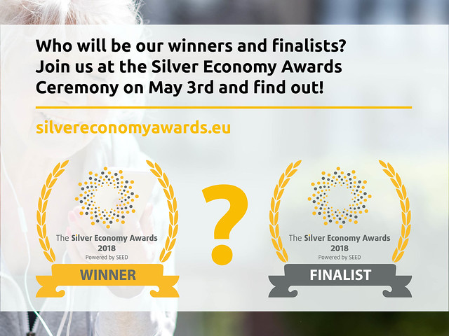 Silver Economy Award Ceremony 2018