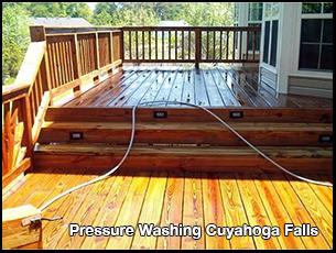 Pressure Washing Cuyahoga Falls